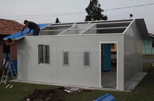 Small prefabricated House for accommodation, temporary living, office