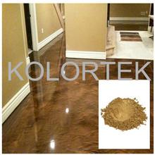 Concrete Floor Coatings, Metallic Mica powder Epoxy Paint Pigments