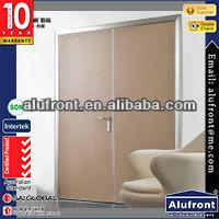 China Supplier Aluminium Interior Flush Door for Sale
