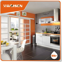 Hot sale factory directly space saving white kitchen cabinet