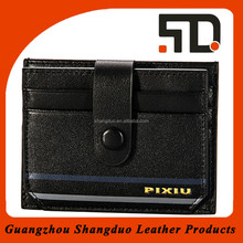 Popular Product Leather Cheap Business Card Case Manufacture