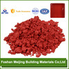 good price durable natural paint pigments crystal mosaic supplier
