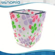 2015 Multifunction Non Woven Foldable glass food storage containers with lids