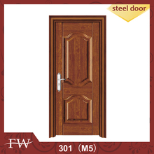 Promote wholesale competitive price glass iron door