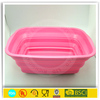 Functional Mini silicone folding mop bucket