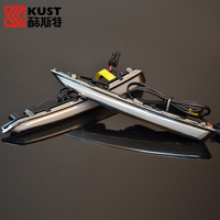 KUST LED DRL For Kug a 2013 For External Daytime Running Light For Escape For Ford 2014 Car Light For Kug a For Ford Accessories
