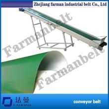 China Endless Finger Joint Belt Pvc/pu Roller Conveyor Belt