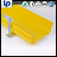 China supplier china suppliers flexible fiber runner and pvc fiber optical cable tray with low price