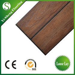 Factory hot selling waterproof pvc vinyl floor tile polish