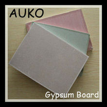 ISO standard good effects exported of gypsum board/drywall