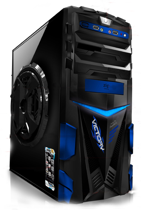 Colorful Panel Optional Cool Design Pc Gaming Computer Case/ New ...