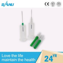 Wholesale various style blood donor needles with ce&iso approved