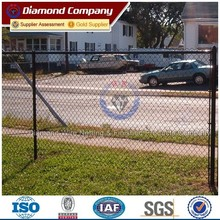 High Quality Chain Link Wire Mesh Fence factory