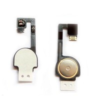 high quality Wholesale Factory price For iphone 4g key display home menu button with flex cable key cap complete for iphone 4 4g
