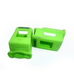soft silicone rubber sleeve with custom design