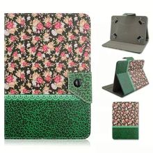 Printed Leather Case For 8 Inch Tablet,Universal 8 Inch Tablet Case