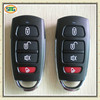 High Quality Best Seller ASK Car Alarm Remote Controls for Swing Door 4 Keys