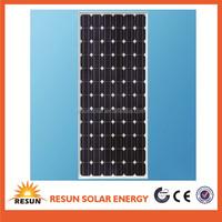 190W Monocrystalline Solar Panel PV Module TUV/CE/IEC/ISO Standards