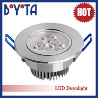 Zhongshan wholesale price round square low price housing ceiling recessed lamp part 3 5 6 9 10 12 15 20 W watt COB led downlight