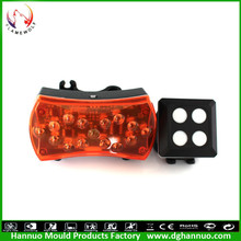 Hight Quality remote wireless control mini lights led safety bike
