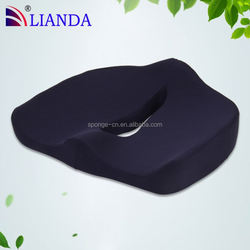 New Arrival amazon gold supplier coccyx orthopedic massager seat cushion