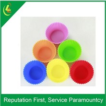 supply standard silicone cupcake molds