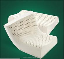 latex foam pillow Hot sale wholesale cushion