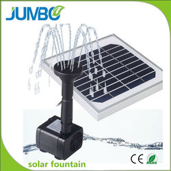 Durable best selling solar submersible fountain