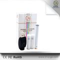 recargable cigarrillo electrónico starter kit de venta al por mayor con el cigarrillo electrónico recargable de la batería