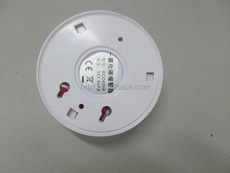 Система датчик детектора газа, газа и детектор дыма, оптовая продажа kidde угарный газ со детектор