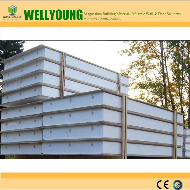 Waterproof eps sandwich panel mgo sip panel buy eps for Sip panels buy online