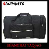 Fashion black travel luggage bag new model