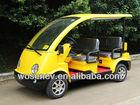 2014 nova bateria operado carrinhosdegolfe, electric carrinho de golfe clássico para venda