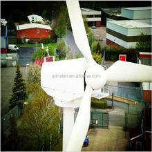 1MW wind turbine, 500KW HAWT, 300KW VAWT