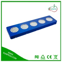 Led Grow Lighting For Commercial And Commercial Indoor Green House Full Spectrum Lights 200W LED Grow Light From SUNPROU