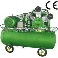 2HP 50L belt-driven Italy 150 psi kaishan air compressor