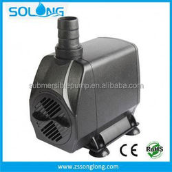 Newly design 4000 L/H large garden out door fountain pump