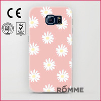 High Quality Phone Cases Printed On The Back And Sides 2015 new design for samsung galaxy s6 mobile phone shell wholesale