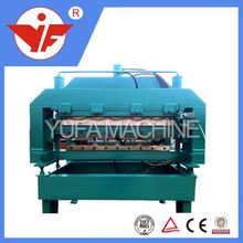 Metal Corrugated Plate roofing tile machine priceconcrete tile roof