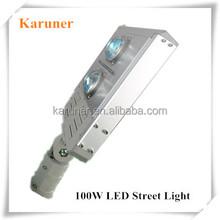 Meanwell Driver Modules High Brightness Waterproof Outdoor Lighting Retrofit 100Watt LED Street Light