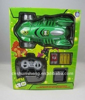 SST001749 R/C tip lorry car/flash wheel with charge&battery