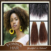 Top quality hot sell kinky curly hair extension ethiopian virgin hair