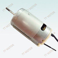 12v mini dc generator small battery powered motor