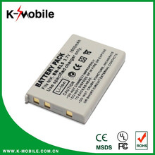 digital camera battery 1100mah power li-ion replacement battery en-el5 For Nikon