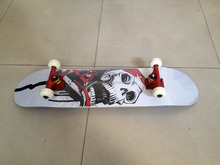 2015 Hot 7 ply Chinese Maple Skateboard Complete