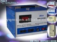 electrical servo stabilizer/voltage regulator