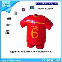 mini wireless speaker small cheap speaker with FM /USB/radio