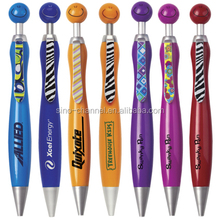 top selling novelty swanky neck ball pen