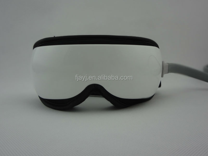 Remove anti-wrinkle Vibration and heated Eye Massager with MP3 for eye care