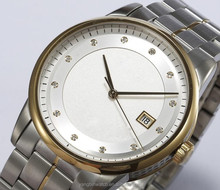China 2014 new model stainless steel watch fashion new model